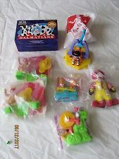 Lot of Vintage McDonalds Fast Food Toys Many MIP Little Rascals Watch Hamburgler
