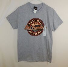 NWT San Francisco California City by the Bay T Shirt Mens Size MEDIUM M