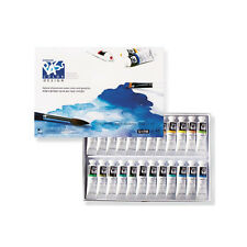 Hybrid of premium Watercolor and Gouache Paint Shinhan PASS 20ml 48 Color