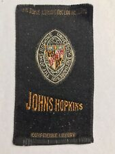 Vintage C1910 Egyptienne Luxury Tobacco Cigarette Silk Johns Hopkins University