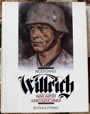 Wolfgang Willrich : War Artist by Klaus Peters (1990, Hardcover)