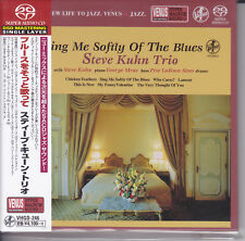"""Steve Kuhn Trio - Sing Me Softly Of The Blues"" Japan Venus Records SACD New"