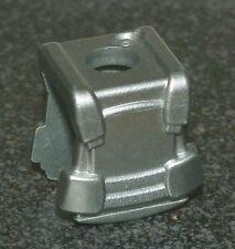 LEGO - Minifig, Armor Breastplate w/ Back Stud (Plain) - Metallic Silver