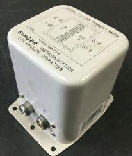Singergertschtegam St 100 Instrumentation Transformer