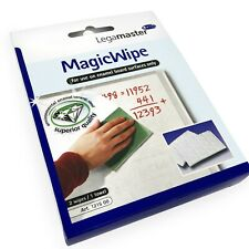 Legamaster MagicWipe Enamel Board Surface Cleaner - Pack of 3