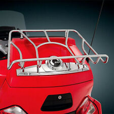Chrome Tour Trunk Rack for Can Am Spyder RT / RTS / RT Ltd - Show Chrome #41-155