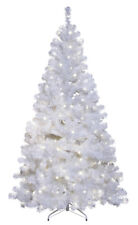 Künstlicher LED Weihnachtsbaum weiß 210 cm 260 LEDs daylight **Top-Qualität**
