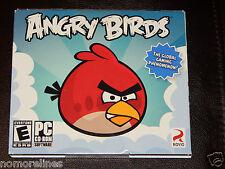 Angry Birds PC Rovio Free Shipping! Pigs! Windows PC Kids Children