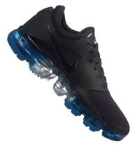 Nike Air Vapormax Boys Junior Blue Black Size 5 (EUR 38) Excellent Condition!