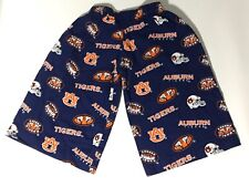 Homemade Auburn Tigers University Was Eagle Pants Baby Boy Girl Size 3/6 Months