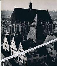 Schwäbisch Gmünd : Münster -  um 1950 - RAR     K 6-5