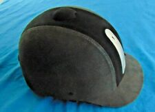 child's riding hat helmet 9 1/2 rhinegold lovely condition