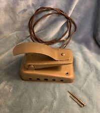 Antique Sewing Machine Knee Control Parts