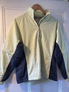 sunderland of scotland waterproof Golf Jacket Adult Size Medium
