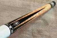 Custom Made To Order Cue Billiard Stick Inlay Inlaid Art One Kind Free Ship 6VDD