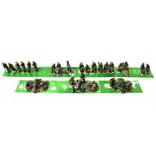 WWII American Jeep paratroopers 20mm