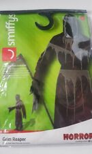 SMIFFYS  GRIM REAPER  costume Fancy Dress - Size S 34-36-chest