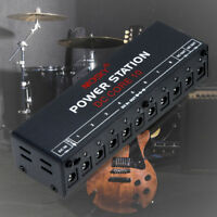Guitar Effect Power Supply 10 Isolated Output /Cables 9V 12V 18V Q2B2