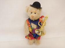Esf-04327 Sigikid Teddy payaso, weichgestopft, l. aprox. 23 cm