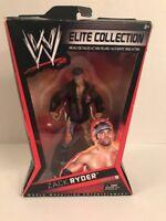 WWE Mattel Elite Series 9 Zack Ryder Action Figure Wrestling w/ Box 2010