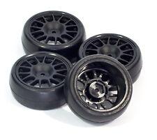 Kyosho Fazer Vei 12mm Wheel Hex Hubs Pins & Lock Nuts