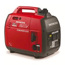 Honda EU20i Super Silent Suitcase Generator Improved 2019 Model