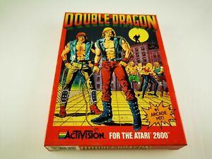 jeux vidéo ATARI 2600 - 7800 ACTIVISION DOUBLE DRAGON