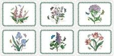 Portmeirion Botanic Garden Placemats Set of 6 New Designs Tablemat Table Mat