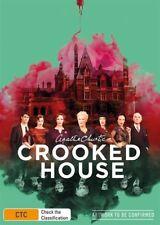 Agatha Christie Crooked House DVD NEW Region 4