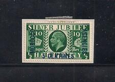 1935 GREAT BRITAIN MINT SILVER JUBILEE ISSUES - MOROCCO OVERPRINT - SC. 67 - GB8