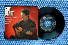 GUY BEART / EP TEMPOREL GB 60004 / BIEM 1966 ( F )
