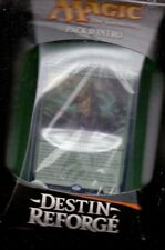 MTG MAGIC 1 PACK D'INTRO  DESTIN REFORGE ATTAQUE SURPRISE BLEU VERT
