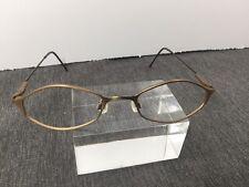 Essence Eyewear 057 140 Gold Eyeglasses 4078