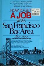 How to Get a Job in the San Francisco Bay Area