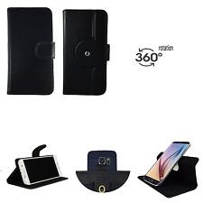 HUAWEI Ideos X3 - Handy Tasche Schutz Case Cover - 360° Schwarz XS
