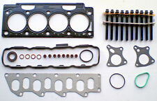 FOR RENAULT MEGANE SCENIC LAGUNA TRAFIC S40 1.9DCi DTi F9Q HEAD GASKET SET BOLT