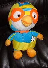 PORORO  KOREAN  THE LITTLE  PLUSH PENGUIN  ORIGINAL LICENSED SOFT PLUSH TOY DOLL