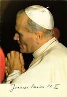 CPM CATHOLIC POPE Joannes Paulus  PP II (318094)