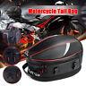 Motorcycle Motorbike Scooter Sport Luggage Rear Seat Rider Tail Bag Helmet Pack