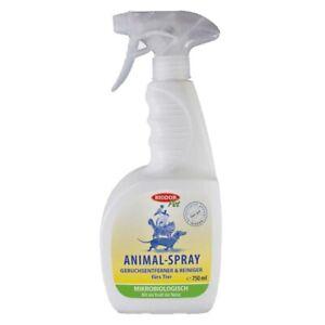 Biodor Pet Animal 750 ml Spray Geruchsentferner und Reiniger für Haustiere