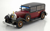1:18 CMF Mercedes Type 770 Pullman-Saloon Emperor Hirohito 1935