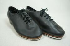Women's Tap Giordano Leos Black Shoes Size 6
