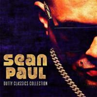 SEAN PAUL Dutty Classics Collection CD BRAND NEW