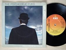 "The Psychedelic Furs Mr Jones / Susan's Strange A1 B1 UK 7"" CBS 1980 EX"