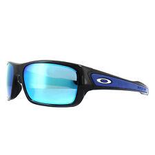 Oakley Gafas de Sol Turbina XS Juventud Fit OJ9003-03 Tinta Negra Zafiro IRIDIO