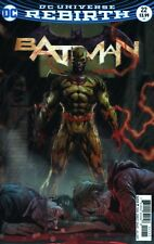 BATMAN #22 LENTICULAR VARIANT (THE BUTTON) REBIRTH DC COMICS 5/3/17 NEAR MINT