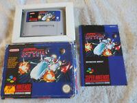 Super R-Type / CIB / Super Nintendo SNES PAL / #2
