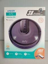 Brand New Sealed in Box Anker Eufy RoboVac 25C Robotic Vacuum Cleaner 3X SUCTION