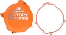 Boyesen Factory Clutch Cover Orange KTM 125 SX 01-15, 150 SX 07-15, 200XC 01-15