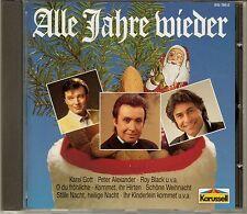 ALLE JAHRE WIEDER - DIVERSE INTERPRETEN / CD - NEU